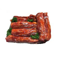 pork spare ribs boneless BBQ marinade