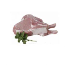 pork cutlet trimmed