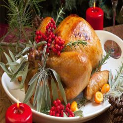 Christmas Turducken